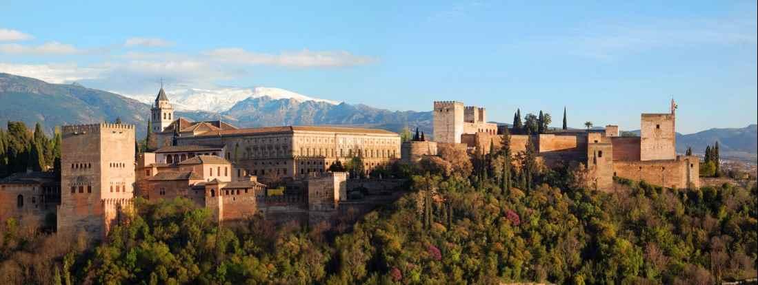 AWOL in Granada, Spain
