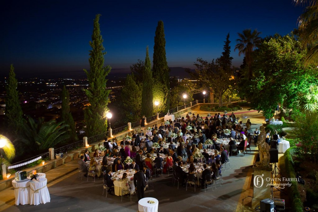 Spain Awol Granada Wedding Venues