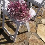 Ceremony Chair Decoration.
