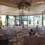 Chapiteles dinning room