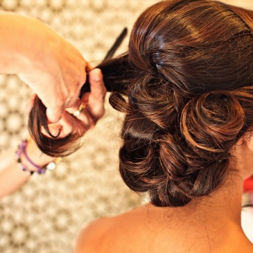 Wedding Hair & Make-Up
