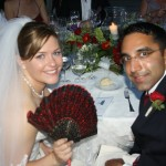 Meredith and Manish