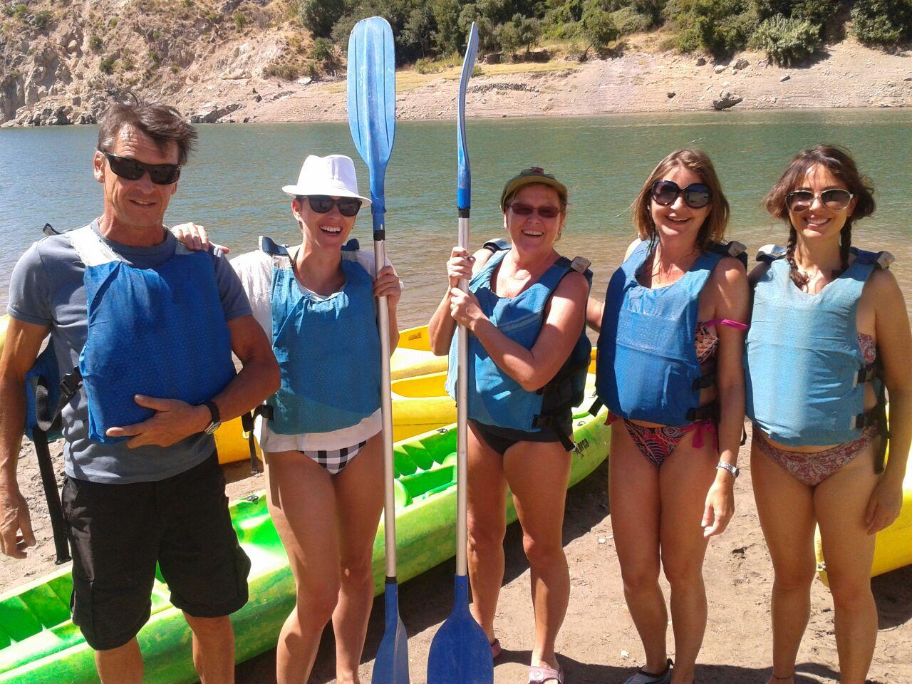 relajante árabe Deportes acuáticos en Logroño
