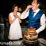 Tasting the Cake, weddings, Cortijo del Marqués, Granada, Spain.