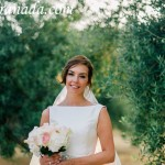 The Bride at the Cortijo Outsides