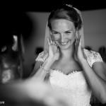 The Happy Bride ready