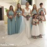 Bride & Bridemaids2
