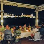 Wedding Breakfast at Las Tomasas