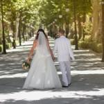 The Couple walking