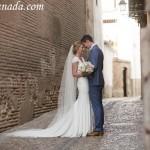 The couple in granada
