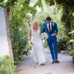 A Romantic Walk through the gardens