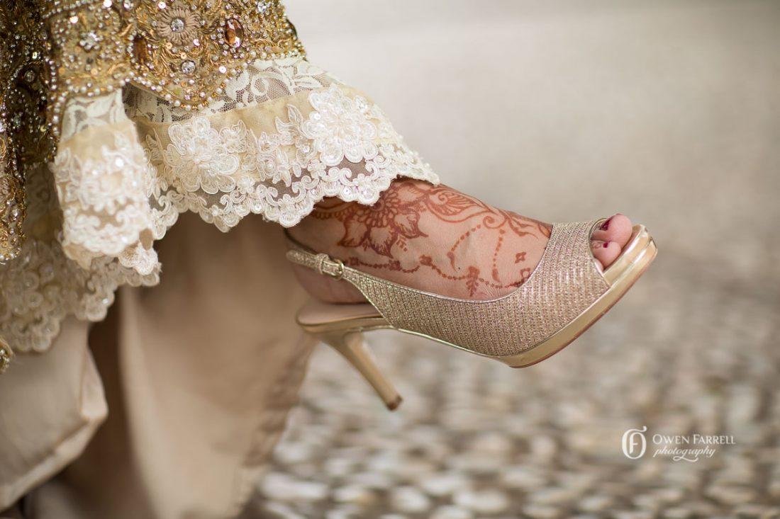 Henna Bride, AWOL Granada, Wedding Planner, Spain