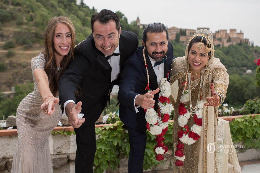 La Chumbera, AWOL Granada, Wedding Planner, Spain