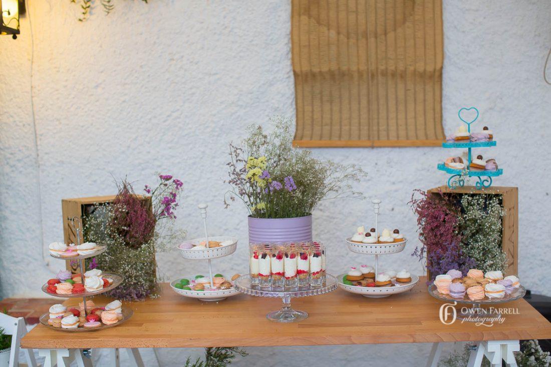 Sweet Table, La Chumbera, AWOL Granada, Wedding Planner, Spain