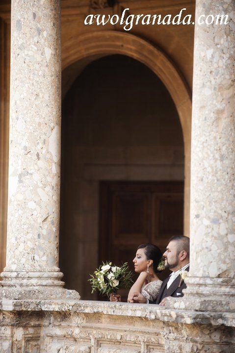 Alhambra, AWOL Granada, Wedding Planner, Spain