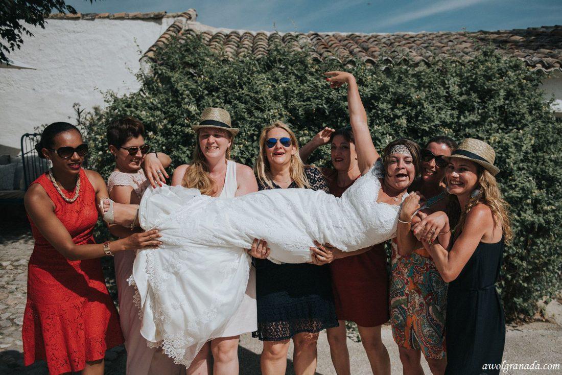Valentina & Bridesmaids