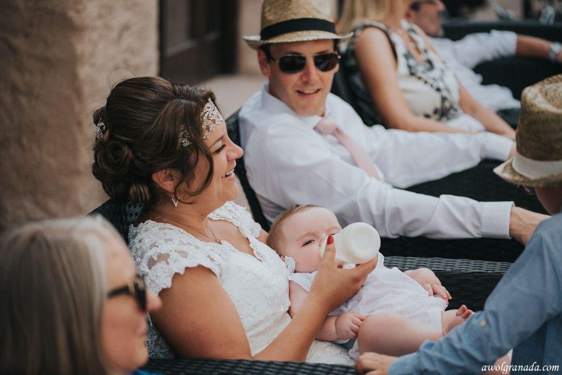 Valentina & Baby Sienna