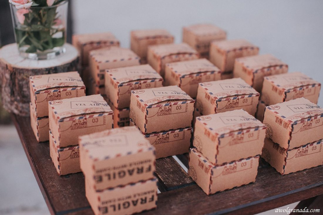 Wedding Favours.