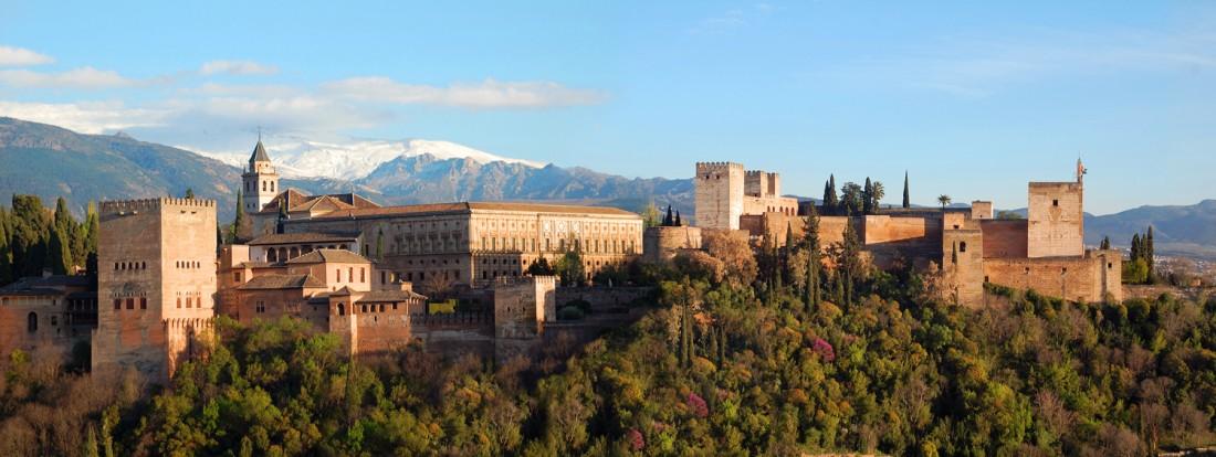 Awol en Granada, España