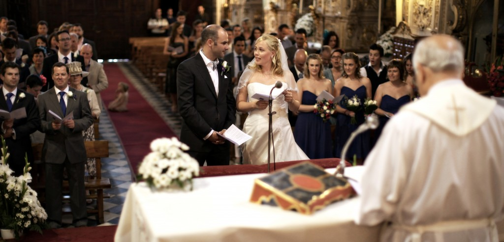 Catholic Church Wedding Ceremonies