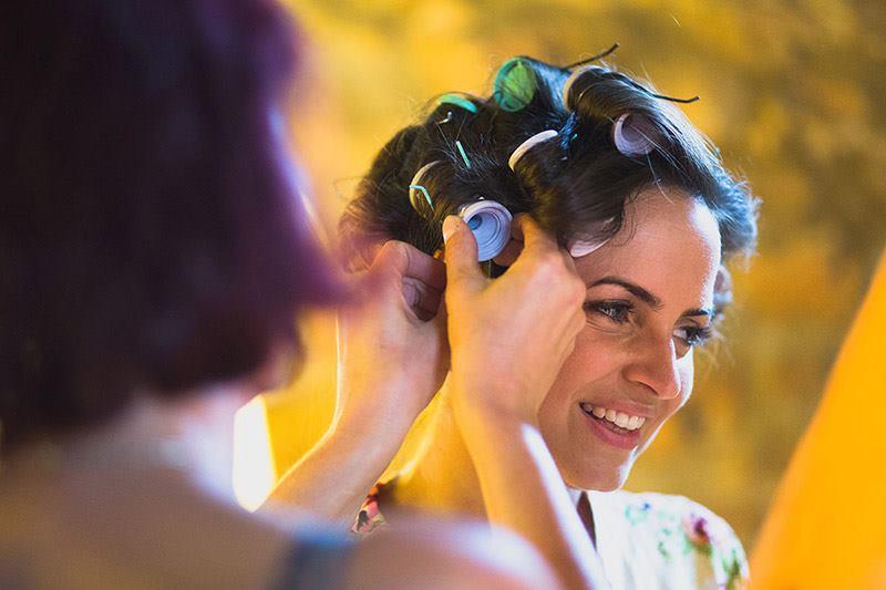Peinados y maquillajes para la boda