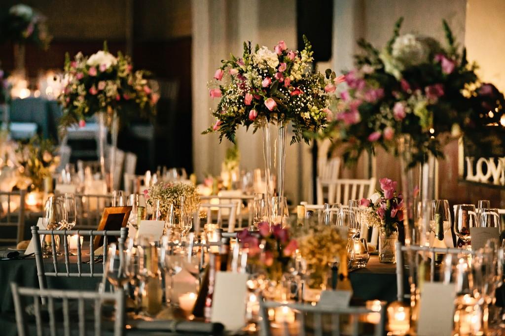 la decoración de la boda - awol granada - a wedding of a lifetime