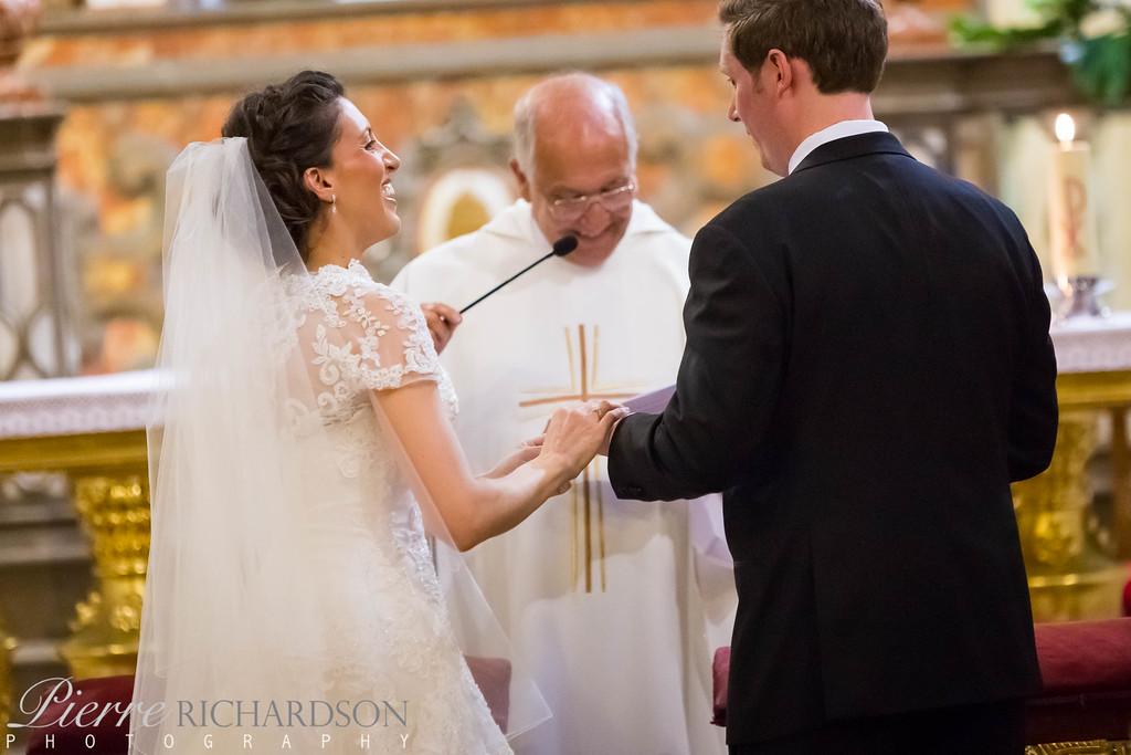 Wedding Ceremony In Granada