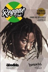 Reggae Afrodisia