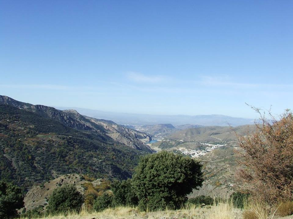 Views Of Guejar Sierra