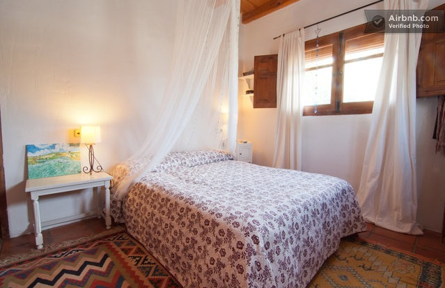 Accommodation In Guejar Sierra