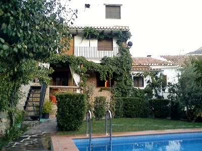 Rural Accommodation In Guejar Sierra