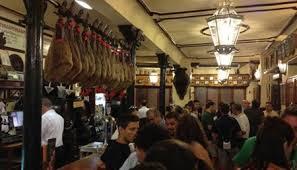 Tapas Bars, Granada, Spain
