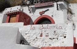 Buleria, Sacramonte, Granada