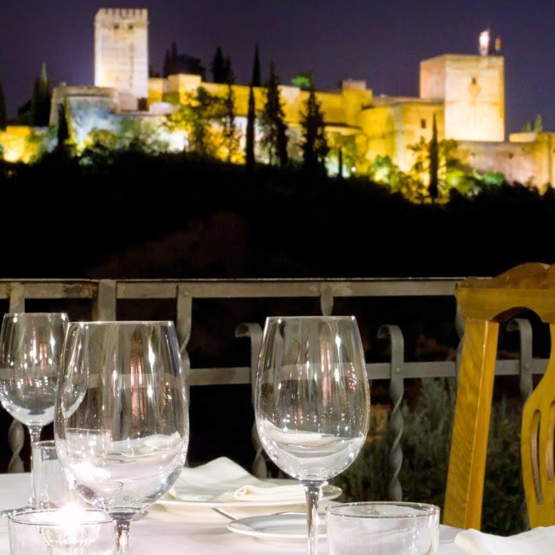 Night Alhambra View