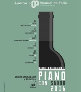 Piano Concerts, Granada,Spain