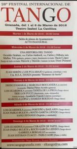 International Tango Festival, Granada, Spain