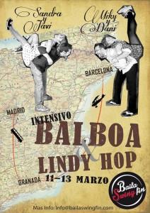 Dance in Granda, Spain - March 2016