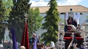Tres favores, Semana Santa Granada