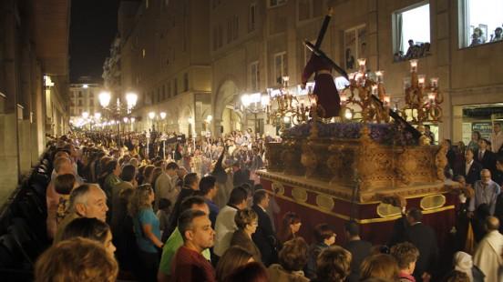 Easter Holy Week, Granada, Spain