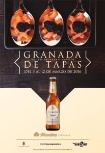 Tapas Competition in Granada