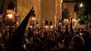 Via Crucis, Holy Week Granada
