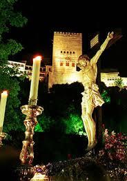 Easter Holy Week Processions, Granada, Spain