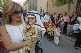 Easter Holy Week Processions