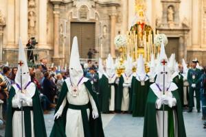 Esperanza, Holy Week, Granada