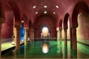 Hammam Arabic Baths Granada