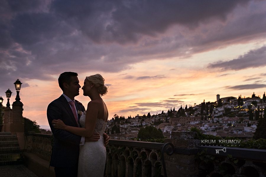 Carmen de los Chapiteles, Weddings, Granada, Spain