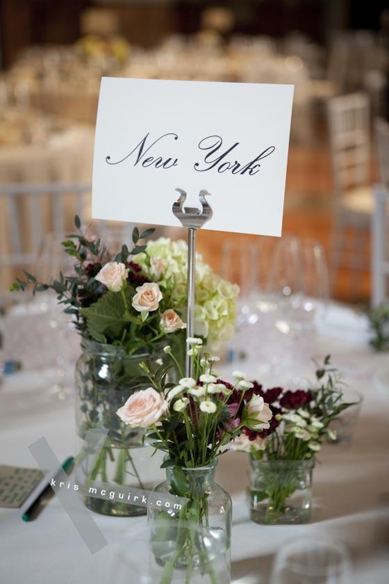 Tables Name and Flowers. Hotel Palacio de Santa Paula, Weddings, Granada, Spain.
