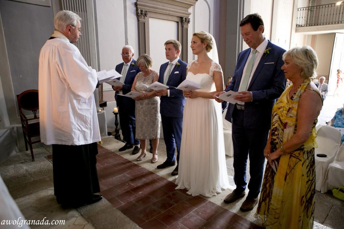 Wedding Blessing Ceremonies
