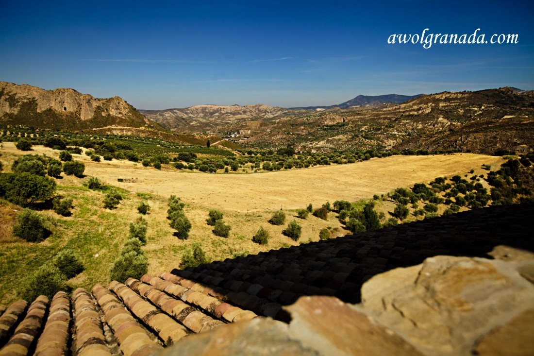 Cortijo de la Argumosa, Guejar Sierra, Granada, Spain
