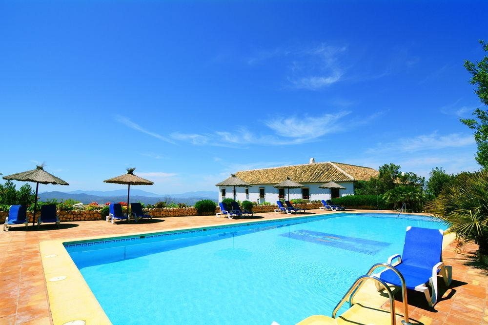 Hotel Fuente del Sol Pool